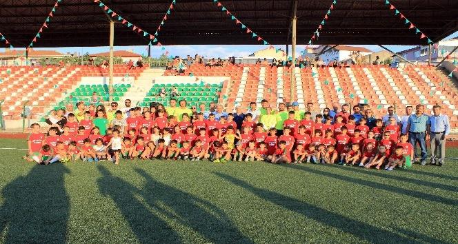Osmaneli Belediyesi yaz spor okulları sona erdi