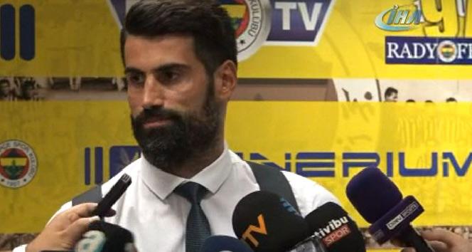Volkan Demirel: 'Benfica maçı çevrilemeyecek bir skor değil'
