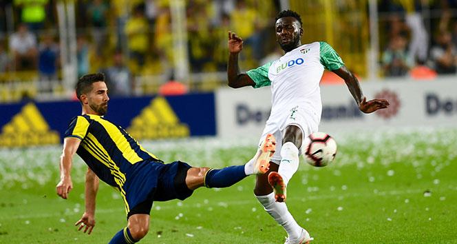 Bursasporun yeni transferleri sahada