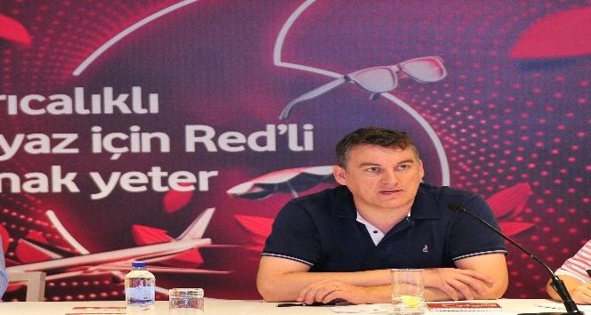 Vodafone Red'in 1 yıllık sonuçları açıklandı