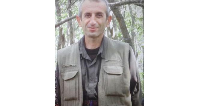 Öldürülen o terörist, 6 öğretmen ve 9 korucuyu şehit etmiş