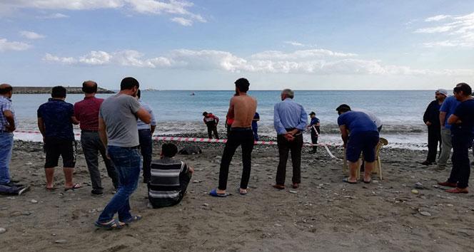 Denizde kaybolan gençlerin cesetlerine ulaşıldı