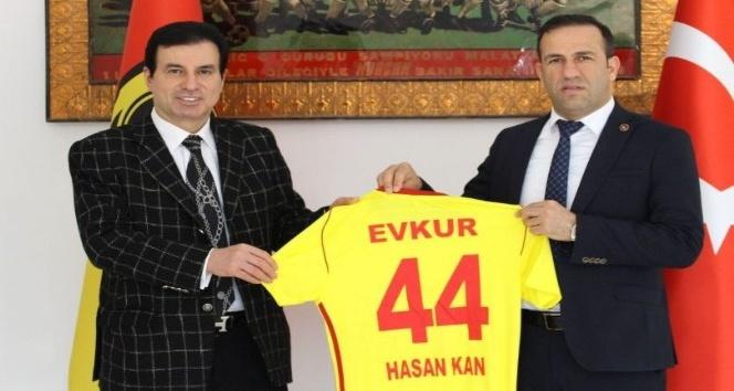 Yeni Malatyaspor isim sponsoruyla yeniden anlaştı