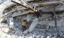 İdlib'de patlama! Çok sayıda ölü ve yaralı...