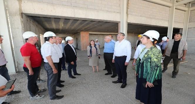 Milletvekillerinden Şahinbey'in dev projelerine tam not