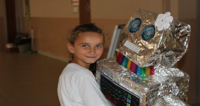 Robotik dünyaya merhaba dediler