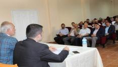 Hasköyde Malazgirt Zaferi konulu toplantı