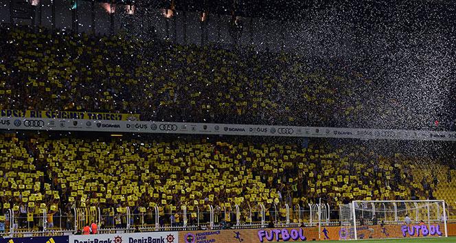 Fenerbahçe Kulübünden taraftarlara teşekkür