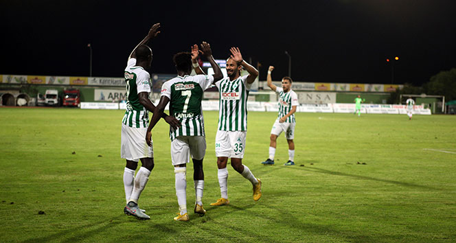 Giresunspor'dan sezona 3 gollü başlangıç!