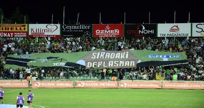 Spor Toto 1. Lig: Denizlispor: 0 - Gazişehir Gaziantep: 1