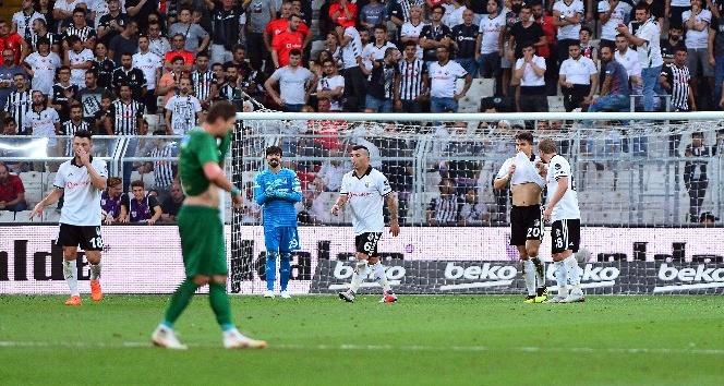 İlk gol bariz hatadan geldi!