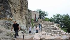 Trabzonda bu yılın 7 aylık döneminde turistik yerleri ziyaret edenlerin sayısı 500 bini geçti