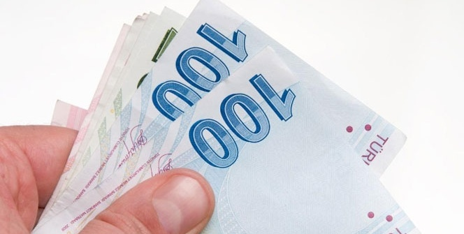Devletten karşılıksız 7 bin 400 lira destek