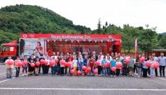 Yarını Kodlayanlar Eğitim Tırı Trabzonda