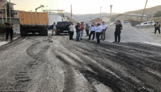 Kıran ve Berçelan mahalleleri sıcak asfalta kavuşuyor