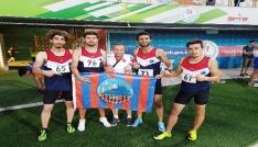 Mardin atletizm kulübü süper ligde