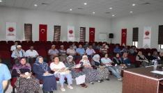 Yaşlılara destek projesi Sinanpaşada başladı