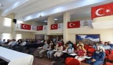 Artuklu belediyesinden kaliteli hizmet için eğitim