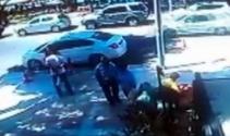 Kadıköy'de alacak verecek cinayetinde önceki ve sonraki anlar kamerada