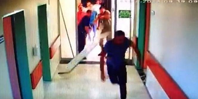 Doktora saldırı olayına soruşturma