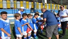 Bigaspor Yaz Futbol Okulu törenle kapandı