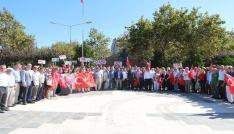 AK Partinin 17. Kuruluş yıl dönümü Çanakkalede kutlandı