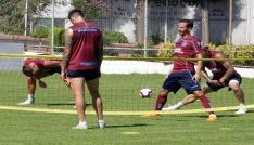 Trabzonspor, Sivasspor hazırlıklarını sürdürüyor