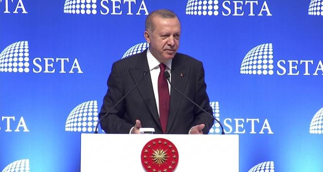 Erdoğandan ABD ürünlerine boykot çağrısı