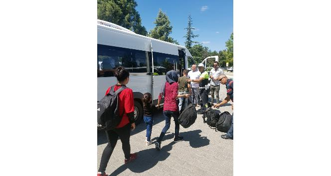 Edirnede göçmen kaçakçılığı