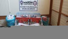 Mardinde kaçakçılık operasyonu