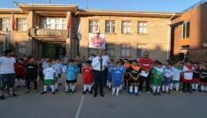 Sandıklı Belediyesinden sokak futbol turnuvası
