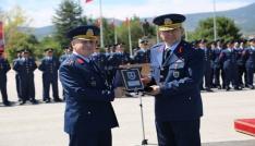 Tuğgeneral Necati Gündüz görevi devraldı