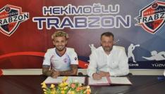 Hekimoğlu Trabzon FK Mertcan Çamı kadrosuna kattı