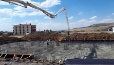 Güroymakta Halk Eğitim Merkezi binasının temeli atıldı