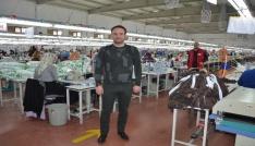 Tekstil firması zararını devletten istemedi