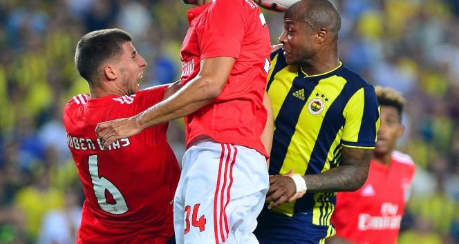 Fenerbahçe Şampiyonlar Ligine veda etti