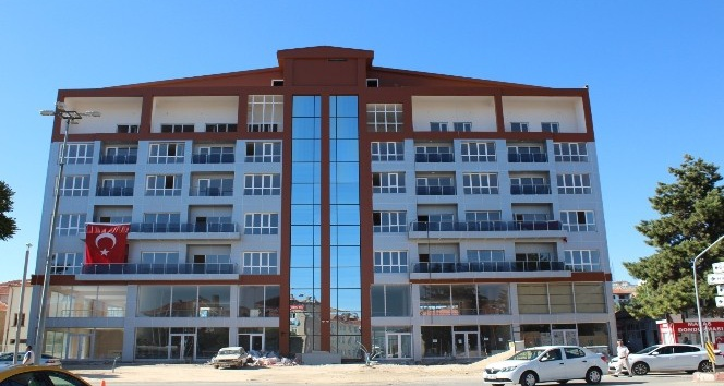 Kaman ilçe belediye binası açılış tarihi belli oldu