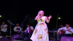 Hisarcıkta Pınar Dilşeker konseri