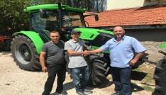 Ali Okumuş: Kur artışı traktör satışlarımızı engellemiyor