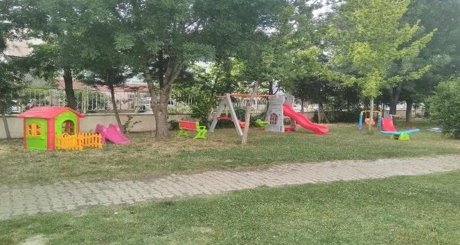 Lüleburgaz Devlet Hastanesinde çocuklar için düzenleme