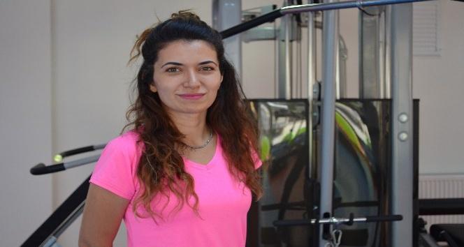 Zübeyde Hanım Kadın Spor Merkezi kadınların uğrak yeri oldu