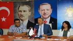 AK Parti İl Başkanı Meteden Büyük kongre açıklaması