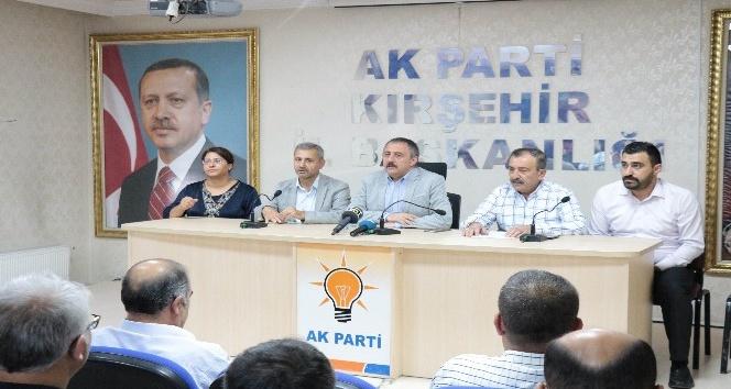 AK Partiden kongre açıklaması