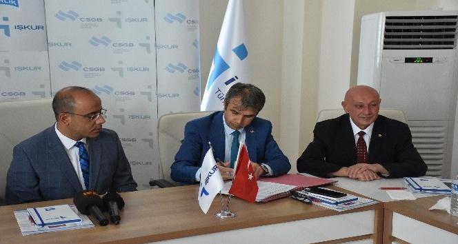Kırıkkalede 4 kurum arasında MEGİP protokolü imzalandı