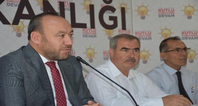 AK Parti Kırıkkale İl Başkanlığından kongre açıklaması