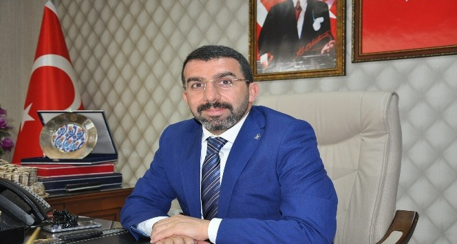 AK Parti Kars İl Başkanı Adem Çalkından kongre açıklaması