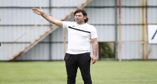 İbrahim Üzülmez: Akhisarspor karşılaşmasından istediğimiz sonuçla ayrılmak istiyoruz