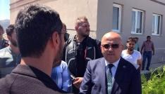 Kenan Sofuoğlu Dünya Motokros Şampiyonası pistini ziyaret etti