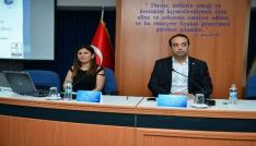 DTOda Mesleki Yeterlilik Belgesi zorunluluğu toplantısı yapıldı