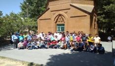 Bulanıklı Kuran kursu öğrencileri için gezi